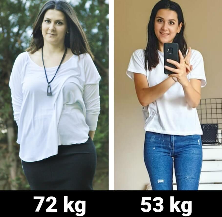if diyeti ile nasıl kilo verdim